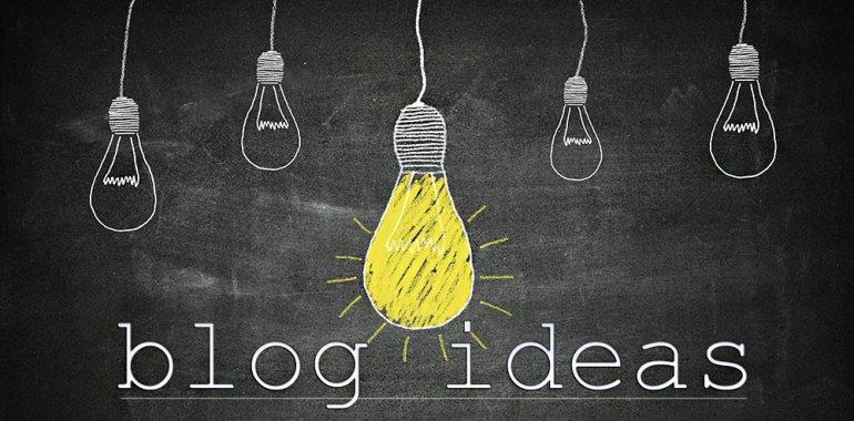 16 замечательных идей для блога