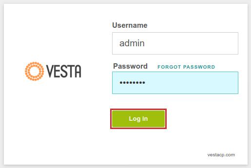 «VestaCP»