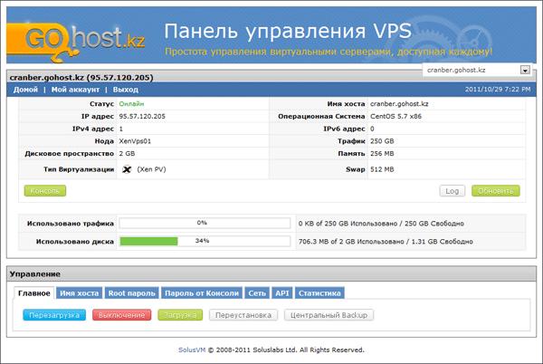 Регистрация доменов KZ